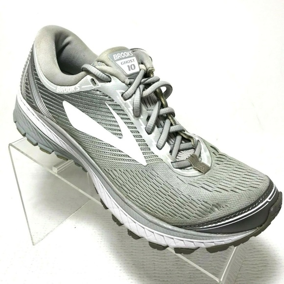 Brooks Shoes | Ghost 10 Graywhite